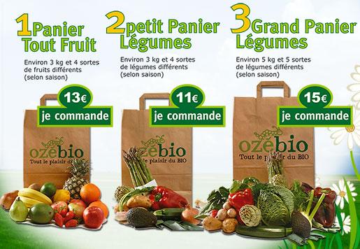 livraison fruits et legumes